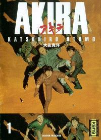 Akira. Volume 1, Néo-Tokyo, 2019