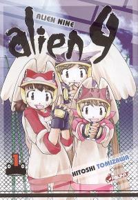 Alien Nine. Volume 1