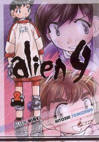 Alien Nine. Volume 2