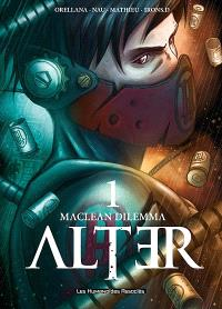 Alter. Volume 1, MacLean dilemma