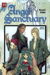 Angel Sanctuary. Volume 15