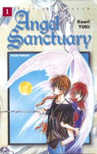 Angel Sanctuary. Volume 1
