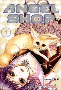 Angel shop. Volume 1