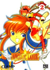 Angelic Layer. Volume 2
