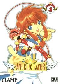 Angelic Layer. Volume 4