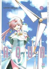 Aqua : 2301, voyage vers Neo-Venezia. Volume 1