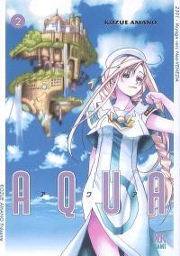 Aqua : 2301, voyage vers Neo-Venezia. Volume 2
