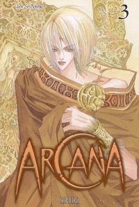 Arcana. Volume 3
