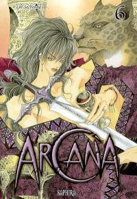 Arcana. Volume 6