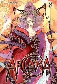 Arcana. Volume 8