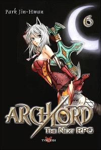 Archlord : the next RPG. Volume 6