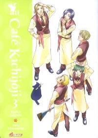 Au café Kichijôji. Volume 3