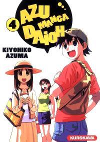 Azumanga Daioh. Volume 4