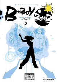 B-boy bomb. Volume 2