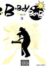B-boy bomb. Volume 3