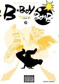 B-boy bomb. Volume 6