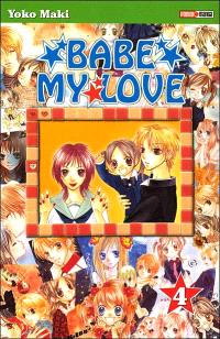 Babe my love. Volume 4
