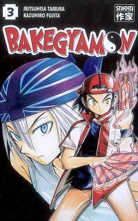 Bakegyamon. Volume 3