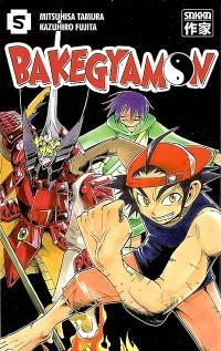 Bakegyamon. Volume 5