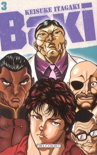 Baki. Volume 3