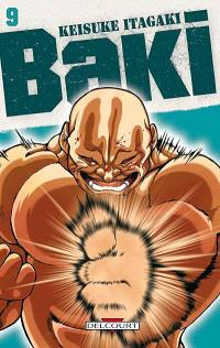 Baki. Volume 9