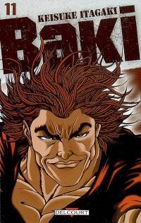 Baki. Volume 11