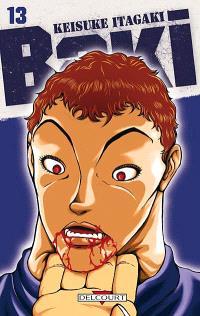 Baki. Volume 13