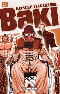 Baki. Volume 20