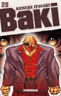 Baki. Volume 28