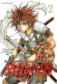 Banya : hell's angel delivery man. Volume 2