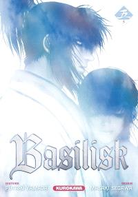 Basilisk. Volume 5