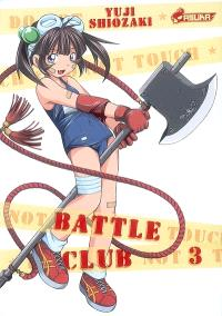 Battle Club. Volume 3