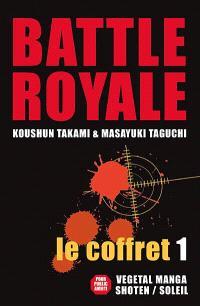 Battle royale : le coffret. Volume 1