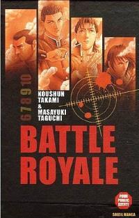 Battle royale : le coffret. Volume 2