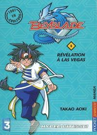 Beyblade. Volume 6, Révélation à Las Vegas