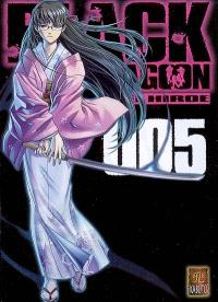 Black lagoon. Volume 5