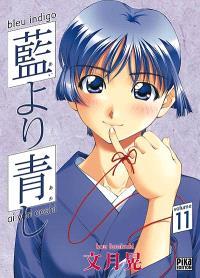 Bleu indigo : ai yori aoshi. Volume 11