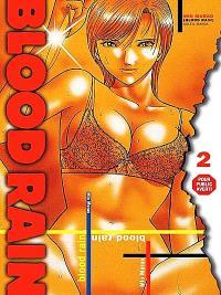 Blood rain : tomes 1 et 2