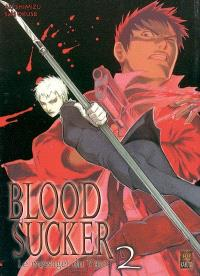 Blood Sucker : le messager du Yato. Volume 2