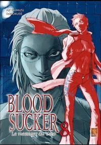 Blood Sucker : le messager du Yato. Volume 8