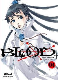 Blood+. Volume 4
