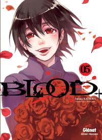 Blood+. Volume 5