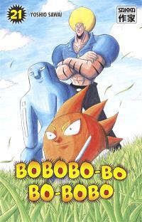 Bobobo-bo Bo-bobo. Volume 21
