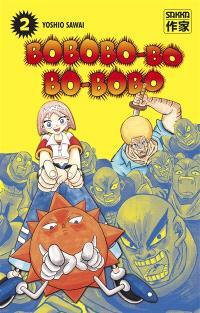 Bobobo-bo Bo-bobo. Volume 2