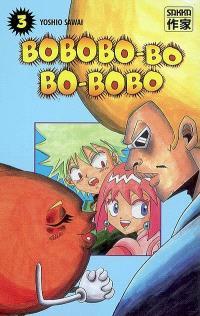 Bobobo-bo Bo-bobo. Volume 3