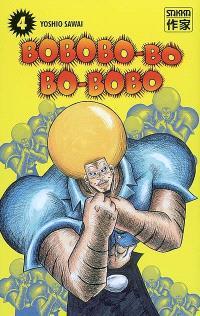 Bobobo-bo Bo-bobo. Volume 4