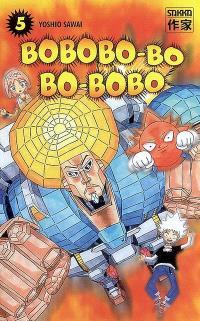 Bobobo-bo Bo-bobo. Volume 5