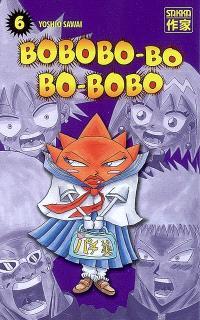 Bobobo-bo Bo-bobo. Volume 6
