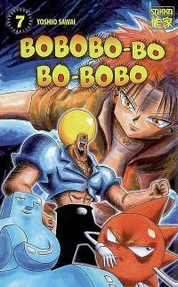Bobobo-bo Bo-bobo. Volume 7