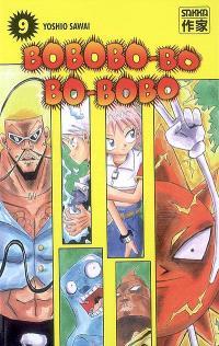 Bobobo-bo Bo-bobo. Volume 9